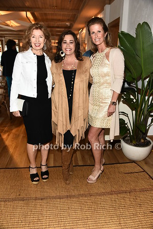 April Gornik, Kim Bakhoum, Alex Lerner attend the benefit for the Sag Harbor Cinema sponsored by the Sag Harbor Patrnership at Bibloquet Restaurant in Sag Harbor on Friday, June 16, 2017, photo by Rob Rich/SocietyAllure.com ©2017 robrich101@gmail.com 516-676-3939