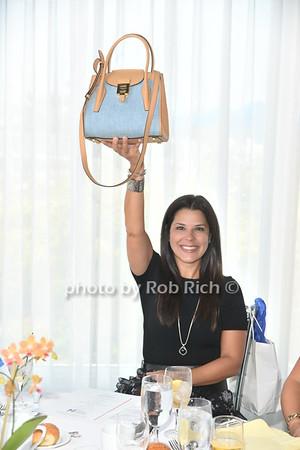 Nicole Mancini and Michael Kors bag  photo by Rob Rich/SocietyAllure.com ©2019 robrich101@gmail.com 516-676-3939