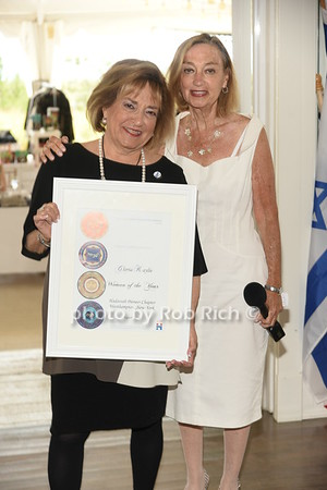 Gloria Kaylie (honoree), Janice Weiinman  photo by Rob Rich/SocietyAllure.com ©2019 robrich101@gmail.com 516-676-3939