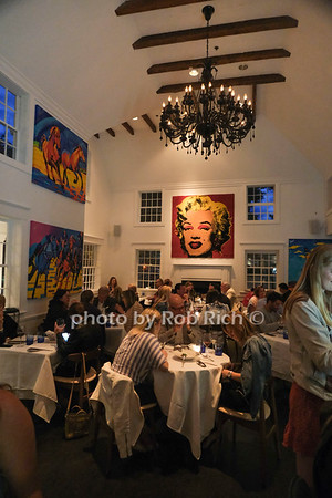 Blu Mar restaurant  in Southampton on 5-25-19. all photos by Rob Rich/SocietyAllure.com ©2019 robrich101@gmail.com 516-676-3939