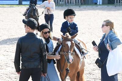 Hampton Classic Horseshow 2019 Opening Day
