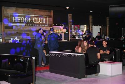 Hedge Club Southampton 2019