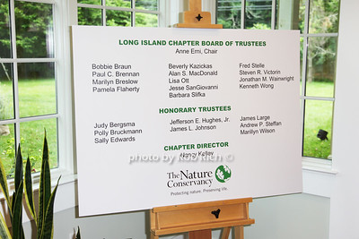 Nature Conservancy of Long Island 2019 Summer Benefi