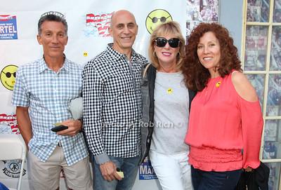 Nick Mohr, Oscar Mojica, Suzanne Mojica, Judy Mohr photo by J. Vanderwatt for Rob Rich copyright 2019