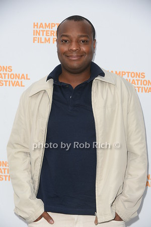 "Director of the Truman Tapes Ebs Burnough  attends the screening of ""The Capote Tapes"" at the Hampton International Film Festival at the UA Cinema in Southampton on October 12, 2019. photo by Rob Rich/SocietyAllure.com"
