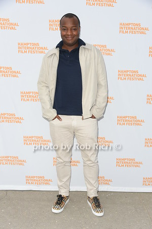 """Director of the Truman Tapes Ebs Burnough  attends the screening of """"The Capote Tapes"""" at the Hampton International Film Festival at the UA Cinema in Southampton on October 12, 2019. photo by Rob Rich/SocietyAllure.com"""