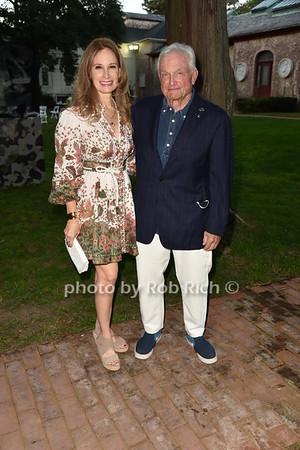 Bridget Marks, Philip Isles photo by Rob Rich/SocietyAllure.com ©2020 robrich101@gmail.com 516-676-3939