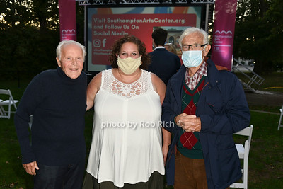 Henry Buhl, Amy Kirwin, Alan Patricof photo by Rob Rich/SocietyAllure.com ©2020 robrich101@gmail.com 516-676-3939