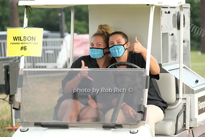 Wilson security staff at  The Chainsmokers concert at Nova's Ark in Watermill, NY on 7-25-20. photo by Rob Rich/SocietyAllure.com ©2020 robrich101@gmail.com 516-676-3939
