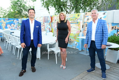 Sergio Nicolosi, Dottie Herman, Greg Matthews photo by Rob Rich/SocietyAllure.com ©2020 robrich101@gmail.com 516-676-3939