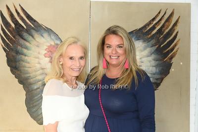 Barbara McEntee, Kate McEntee photo by Rob Rich/SocietyAllure.com ©2020 robrich101@gmail.com 516-676-3939