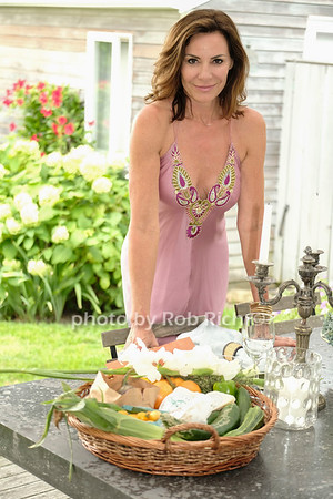 RHONY Luann de Lesseps ( the ultimate dinner hostess) photo by Rob Rich/SocietyAllure.com ©2020 robrich101@gmail.com 516-676-3939