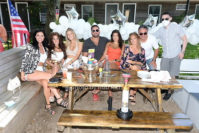 Richie Hoisen's bday bash at Etiquette in Montauk on 7-29-20. photo by Rob Rich/SocietyAllure.com ©2020 robrich101@gmail.com 516-676-3939