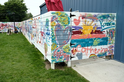 Graffiti Competition at the Clubhouse