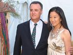 """Arthur Becker & <a href=""""http://www.verawang.com/"""">Vera Wang</a>"""