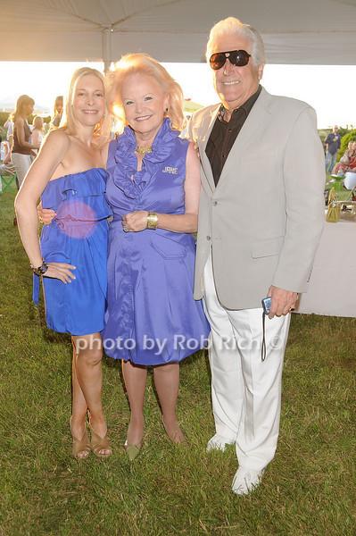 Fran Farber, Jane Pontarelli, Joe Pontarelli photo by Rob Rich © 2011 robwayne1@aol.com 516-676-3939