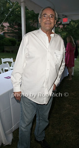 Robert Klein attends the 7th Annual East Hampton Library Authors Night at the East Hampton Library. (August 13, 2011)