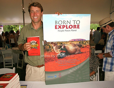 Richard Wiese: Born to Explore attends the 7th Annual East Hampton Library Authors Night at the East Hampton Library. (August 13, 2011)