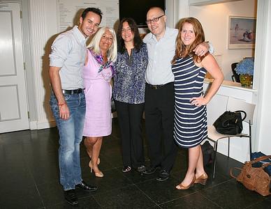 Peter Vandam, Ellen Krass, Darryl Schaffer, David Wengrod, Bernadette McCabe photo by Jakes van der Watt for Rob Rich© 2011 robwayne1@aol.com 516-676-3939
