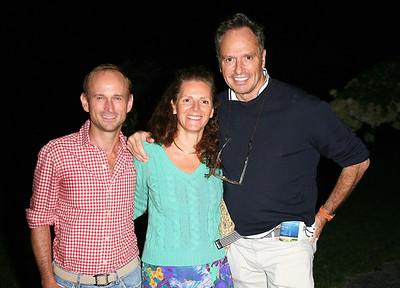 Michael Haverland, Joanna Horvitz, Lee Mendel photo by Jakes van der Watt for Rob Rich© 2011 robwayne1@aol.com 516-676-3939