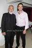 Father Alexander Karloutsos, Pierre Charalambides<br /> photo by Rob Rich © 2011 robwayne1@aol.com 516-676-3939
