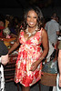 Star Jones attends the Art for Life benefit at the home of Russell Simmons (July 30, 2011)