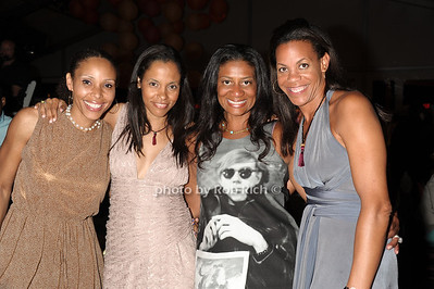 Madeline Nelson, Gigi Richardson, Nina Cooper, Karen Pavlin photo by Rob Rich/SocietyAllure.com © 2011 robwayne1@aol.com 516-676-3939