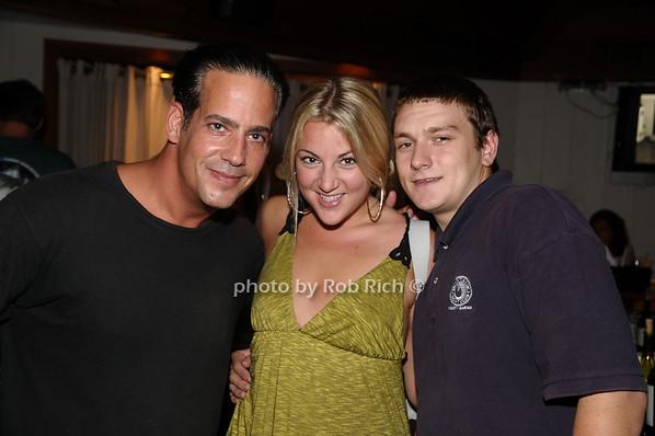 Genevieve, Gregg, JD<br /> photo by Rob Rich © 2009 robwayne1@aol.com 516-676-3939