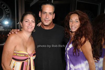 Evelyn Yanatos, Gregg Bernstein , Robeta Mathes photo by Rob Rich © 2009 robwayne1@aol.com 516-676-3939