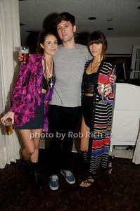 Vanessa Gaovahini, Justin Miller, Mary  Louise Pels photo by Rob Rich © 2009 robwayne1@aol.com 516-676-3939