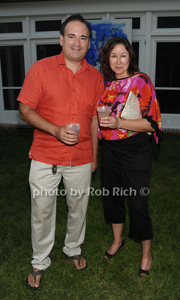 John Nicholas, Christine Squillante<br /> photo by Rob Rich/SocietyAllure.com © 2011 robwayne1@aol.com 516-676-3939