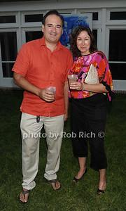 John Nicholas, Christine Squillante photo by Rob Rich/SocietyAllure.com © 2011 robwayne1@aol.com 516-676-3939