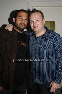 Antonio, Sasa photo by Rob Rich © 2009 robwayne1@aol.com 516-676-3939