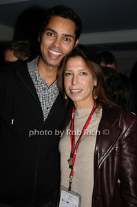 Rajencra Roy, Michelle Suna photo by Rob Rich © 2009 robwayne1@aol.com 516-676-3939