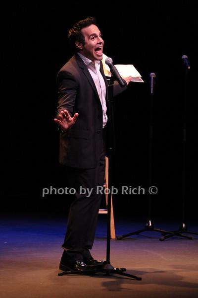 Mario Cantone<br /> photo by Rob Rich © 2011 robwayne1@aol.com 516-676-3939