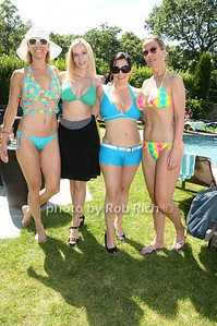 Melissa Pellegrini, Michele Gannon, Jeanette Stancato, Jennifer Blanchard photo by Rob Rich © 2009 robwayne1@aol.com 516-676-3939