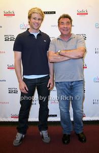 Brian Fox, Sandy Gallin