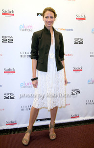 """Christy Turlington attends the private screening of """"No Woman, No Cry"""" at the Southampton Cultural Center(May 28,2011)"""