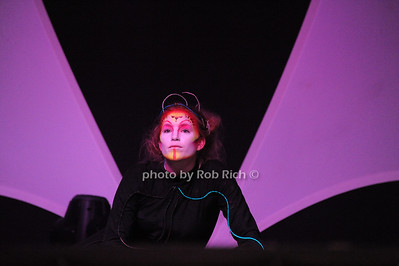 "Performance at Cirque USA: The Electric Cirquit Electrify Your Imagination"" at East Hampton Studio. (July 3, 2011)"
