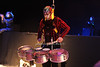 """Performance at Cirque USA: The Electric Cirquit Electrify Your Imagination"""" at East Hampton Studio. (July 3, 2011)"""