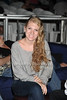 Avery Singer attends Cirque USA: The Electric Cirquit Electrify Your Imagination at East Hampton Studio. (July 3, 2011)