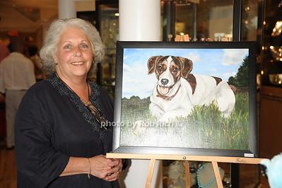 Artist Ellenn Silverberg photo  by Rob Rich © 2011 robwayne1@aol.com 516-676-3939