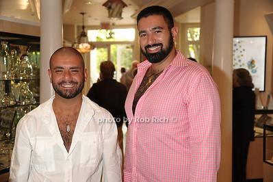 Joseph Magone, Edward Garou photo  by Rob Rich © 2011 robwayne1@aol.com 516-676-3939