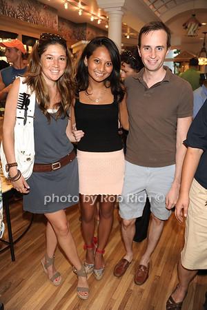 Lacey Lane, Zarah Burstein, Justin Katz photo  by Rob Rich © 2011 robwayne1@aol.com 516-676-3939