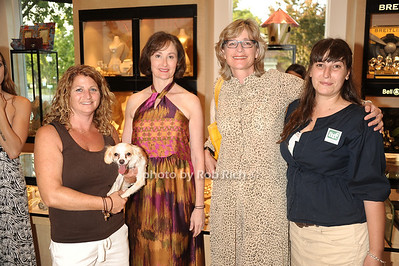 Jamie Berger, Rhonda Parker, Sara Davidson, Melissa Tiska photo  by Rob Rich © 2011 robwayne1@aol.com 516-676-3939