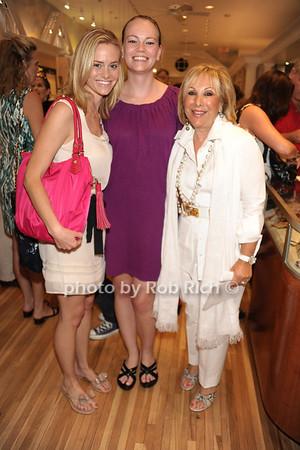 Jill Miller, Nicole Meyer, Candi Udell photo  by Rob Rich © 2011 robwayne1@aol.com 516-676-3939