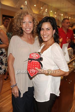 Sue Ellen Paroff, Roberta Rossetti photo  by Rob Rich © 2011 robwayne1@aol.com 516-676-3939