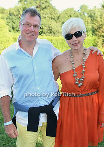 Tom Farley, Barbara Cavanagh photo by Jakes for Rob Rich/SocietyAllure.com © 2011 robwayne1@aol.com 516-676-3939