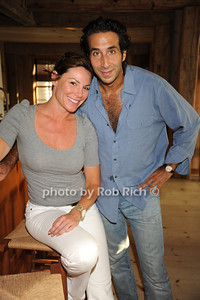 Luann de Lesseps, Jacques Azoulay photo by Rob Rich © 2011 robwayne1@aol.com 516-676-3939
