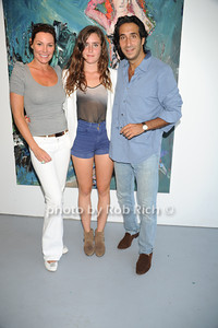 Luann de Lesseps, Victoria de Lesseps, Jacques Azoulay photo by Rob Rich © 2011 robwayne1@aol.com 516-676-3939
